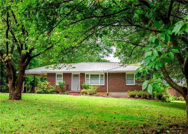 2605 Fox Hills Drive, Decatur, GA 30033 (MLS #6782581) :: North Atlanta Home Team