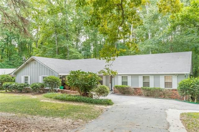 2819 Greenrock Trail, Doraville, GA 30340 (MLS #6782583) :: North Atlanta Home Team