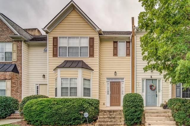 189 Portico Place, Newnan, GA 30265 (MLS #6782584) :: North Atlanta Home Team