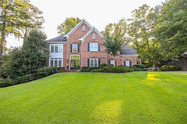 241 Webney Drive, Marietta, GA 30068 (MLS #6782586) :: Path & Post Real Estate