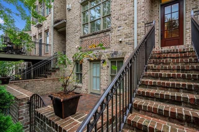 3045 Stone Gate Drive NE, Atlanta, GA 30324 (MLS #6782597) :: Rock River Realty