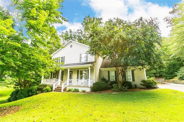 245 Ryan Road, Winder, GA 30680 (MLS #6782599) :: Todd Lemoine Team
