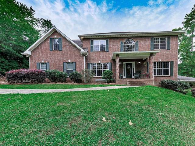 4510 Indian Trace Drive, Alpharetta, GA 30004 (MLS #6782602) :: North Atlanta Home Team