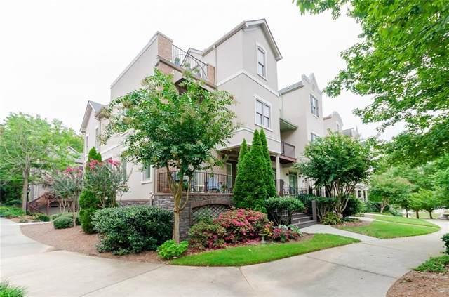 3592 Parkridge Pointe, Duluth, GA 30096 (MLS #6782605) :: Keller Williams Realty Cityside
