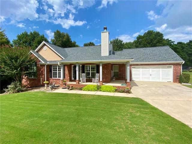 319 Anniston Dr, Athens, GA 30607 (MLS #6782619) :: Tonda Booker Real Estate Sales
