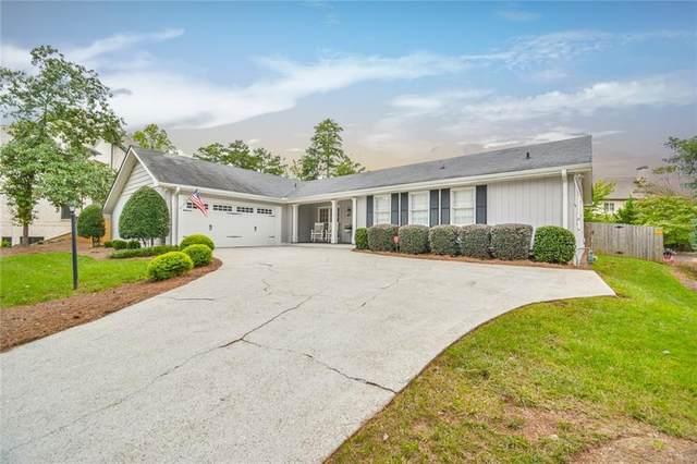 3444 Clubland Drive, Marietta, GA 30068 (MLS #6782620) :: The Cowan Connection Team