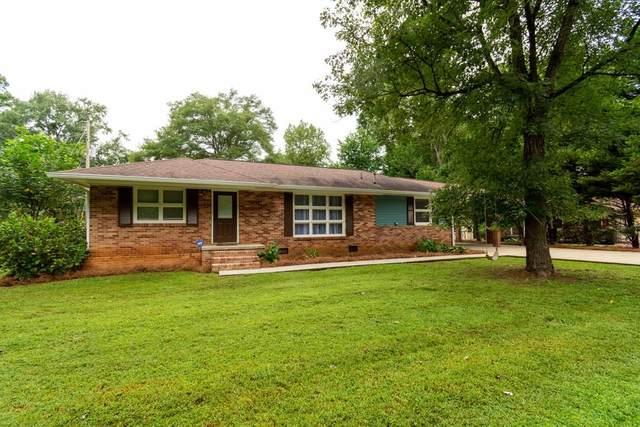 4343 Rockdale Drive, Acworth, GA 30101 (MLS #6782646) :: Path & Post Real Estate