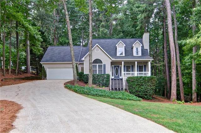 560 Drake Lane, Canton, GA 30115 (MLS #6782650) :: The Heyl Group at Keller Williams