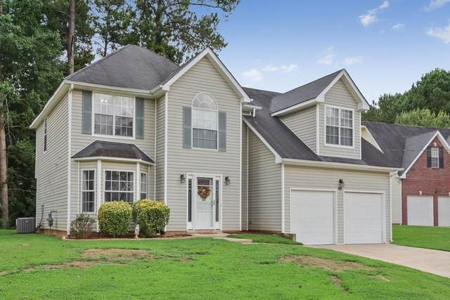 7071 Deshon Hills Lane, Lithonia, GA 30058 (MLS #6782655) :: The Zac Team @ RE/MAX Metro Atlanta
