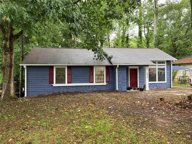 693 Utoy Circle SW, Atlanta, GA 30331 (MLS #6782657) :: The Heyl Group at Keller Williams