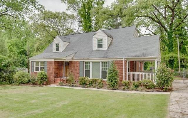3449 Parkview Drive, College Park, GA 30337 (MLS #6782666) :: North Atlanta Home Team