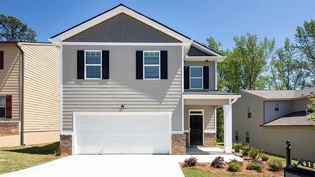 1598 Culpepper Lane, Mcdonough, GA 30253 (MLS #6782692) :: North Atlanta Home Team