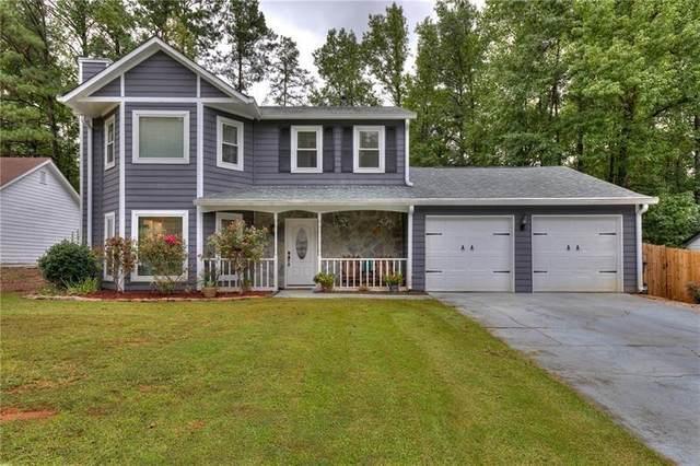 1253 Brandl Drive SW, Marietta, GA 30008 (MLS #6782696) :: Path & Post Real Estate