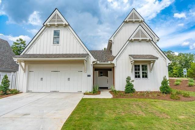 5 Arbor Garden Circle, Newnan, GA 30265 (MLS #6782710) :: Tonda Booker Real Estate Sales