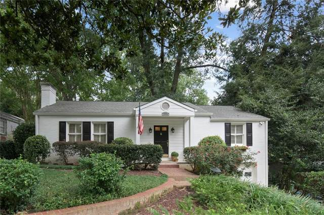 1934 Colland Drive NW, Atlanta, GA 30318 (MLS #6782711) :: Rock River Realty