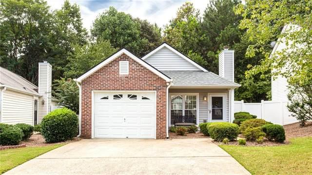 1058 Daventry Crossing, Woodstock, GA 30188 (MLS #6782722) :: Path & Post Real Estate