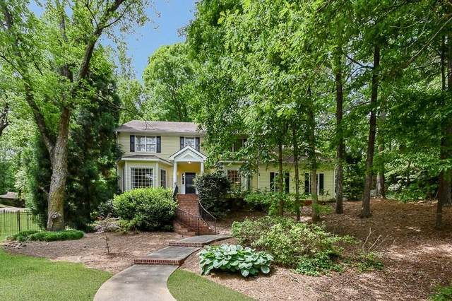 415 Lost Forest Court, Sandy Springs, GA 30328 (MLS #6782731) :: The Heyl Group at Keller Williams