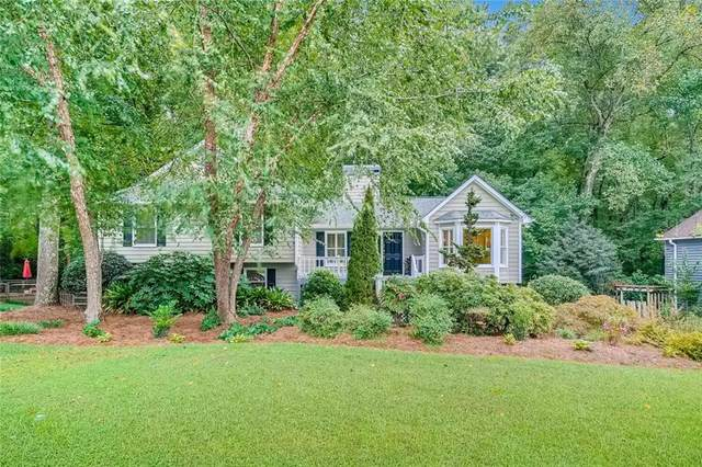 2378 Wilderness Way, Marietta, GA 30066 (MLS #6782732) :: Path & Post Real Estate
