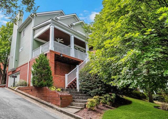 823 Saint Charles Avenue NE #1, Atlanta, GA 30306 (MLS #6782745) :: Path & Post Real Estate