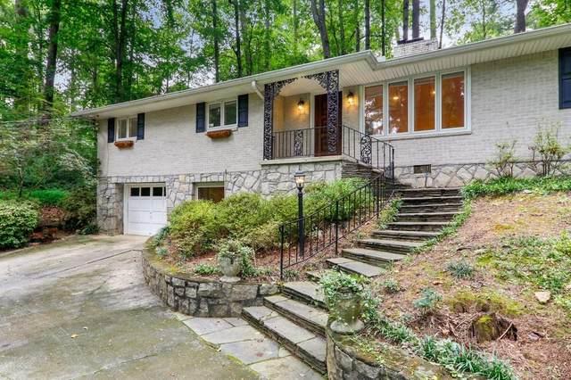 1110 Lee Circle NE, Atlanta, GA 30324 (MLS #6782759) :: 515 Life Real Estate Company