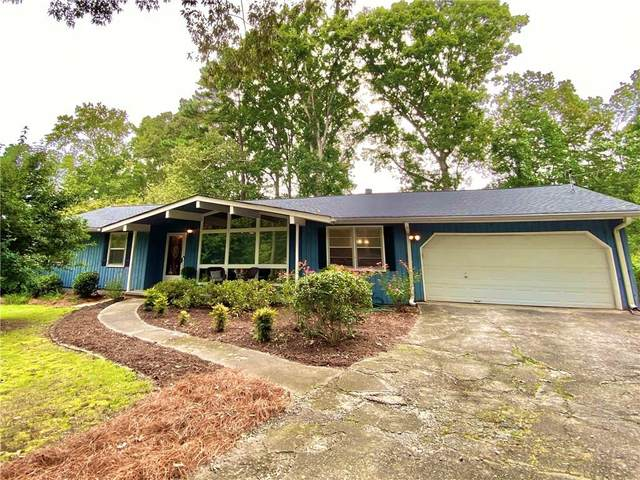 2570 Due West Circle NW, Kennesaw, GA 30152 (MLS #6782781) :: Path & Post Real Estate