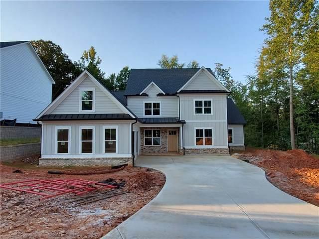 2739 Roller Mill Drive, Jefferson, GA 30549 (MLS #6782789) :: Todd Lemoine Team