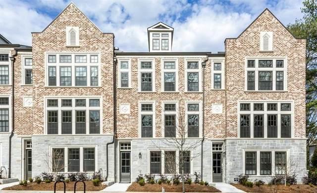 271 Devin Place #20, Atlanta, GA 30305 (MLS #6782791) :: Path & Post Real Estate