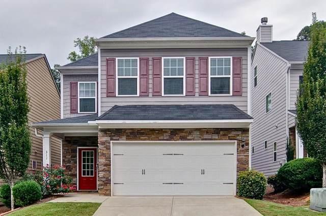 311 Lakeside Lane, Woodstock, GA 30188 (MLS #6782792) :: Path & Post Real Estate