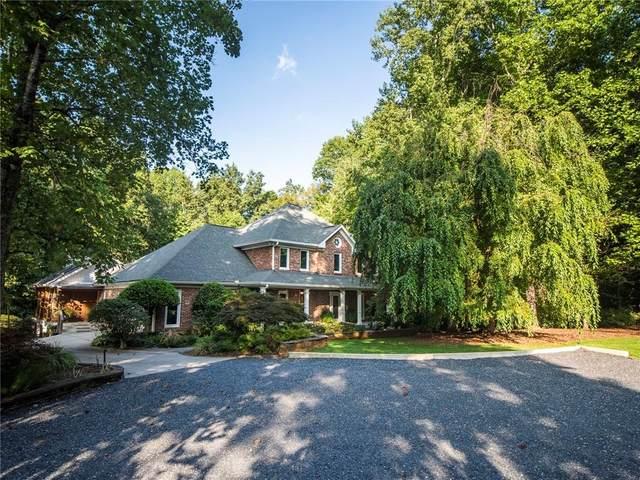 2901 Pete Shaw Road, Marietta, GA 30066 (MLS #6782806) :: Path & Post Real Estate