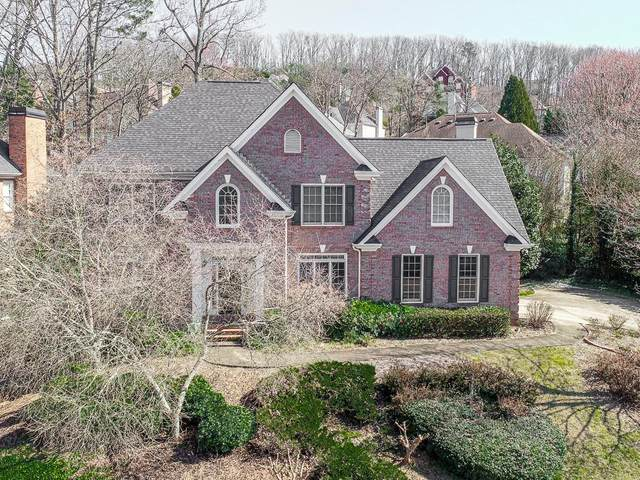 1355 Cameron Glen Drive, Marietta, GA 30062 (MLS #6782809) :: Path & Post Real Estate