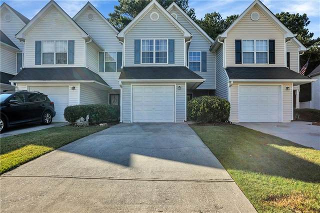 6822 Gallant Circle SE #2, Mableton, GA 30126 (MLS #6782832) :: Keller Williams Realty Cityside