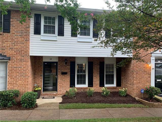 6520 Roswell Road NE #38, Sandy Springs, GA 30328 (MLS #6782838) :: North Atlanta Home Team
