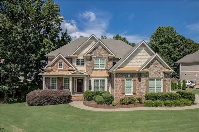 5905 Wild Azalea Cove, Sugar Hill, GA 30518 (MLS #6782842) :: The Heyl Group at Keller Williams