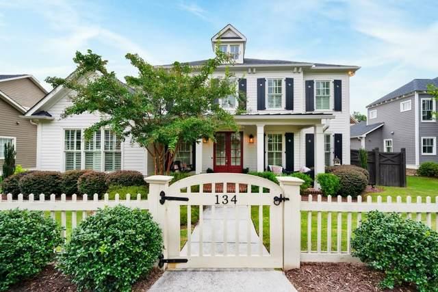134 Kelly Street, Norcross, GA 30071 (MLS #6782849) :: North Atlanta Home Team
