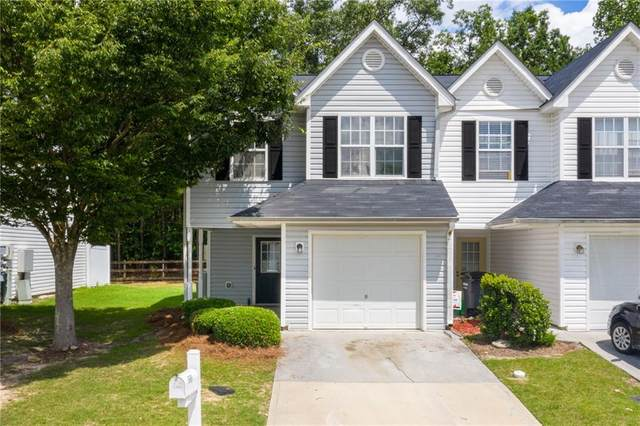 6901 Gallant Circle SE #13, Mableton, GA 30126 (MLS #6782861) :: Keller Williams Realty Cityside