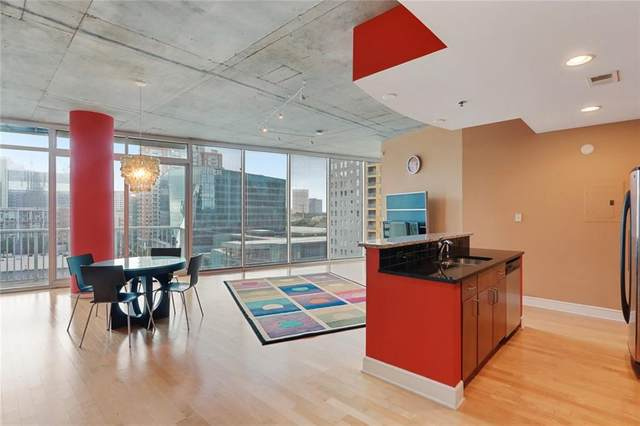 44 Peachtree Place NW #1123, Atlanta, GA 30309 (MLS #6782885) :: Thomas Ramon Realty
