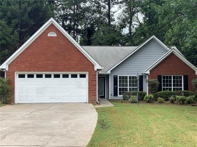 383 Cimarron Way, Lawrenceville, GA 30044 (MLS #6782887) :: The Heyl Group at Keller Williams