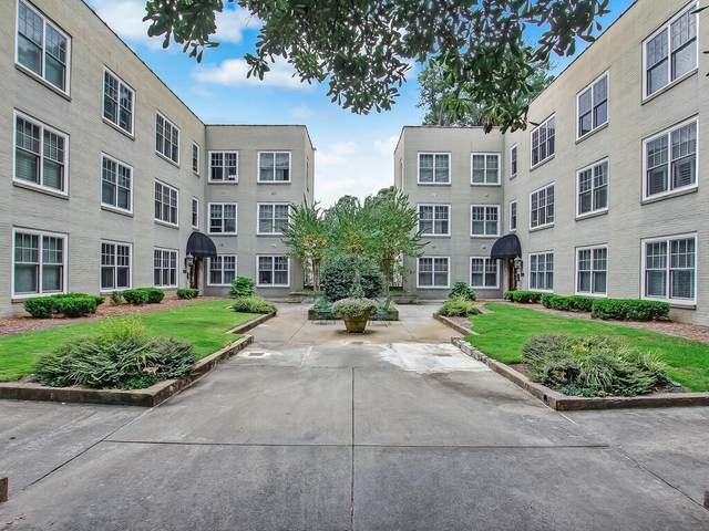 30 Collier Road NW #9, Atlanta, GA 30309 (MLS #6782891) :: Team RRP | Keller Knapp, Inc.