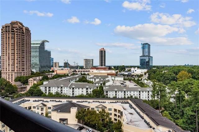 3481 Lakeside Drive NE #2001, Atlanta, GA 30326 (MLS #6782909) :: Compass Georgia LLC