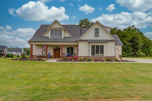 1246 Old Collins Road, Hoschton, GA 30548 (MLS #6782912) :: The Heyl Group at Keller Williams