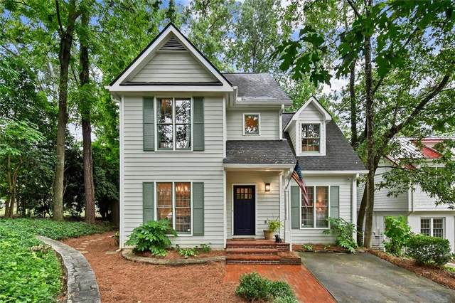 709 Hillpine Drive NE, Atlanta, GA 30306 (MLS #6782918) :: The Hinsons - Mike Hinson & Harriet Hinson