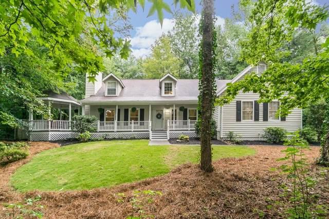 4430 Wood Creek Drive, Marietta, GA 30062 (MLS #6782931) :: Path & Post Real Estate