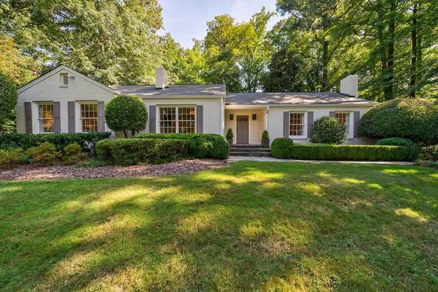 3795 Vermont Road NE, Atlanta, GA 30319 (MLS #6782935) :: Dillard and Company Realty Group