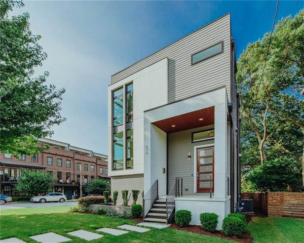636 East Avenue NE, Atlanta, GA 30312 (MLS #6782939) :: The Hinsons - Mike Hinson & Harriet Hinson