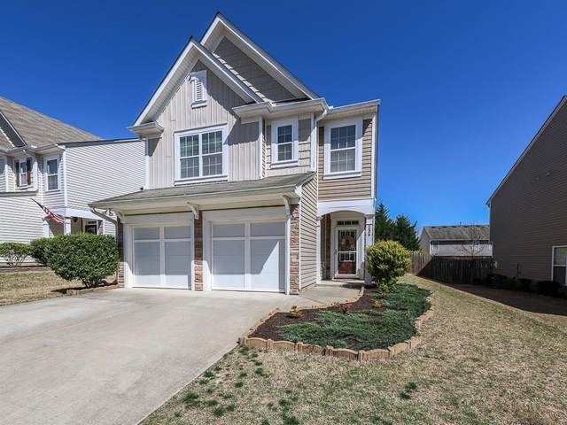 239 Winterbury Drive, Canton, GA 30114 (MLS #6782943) :: Path & Post Real Estate