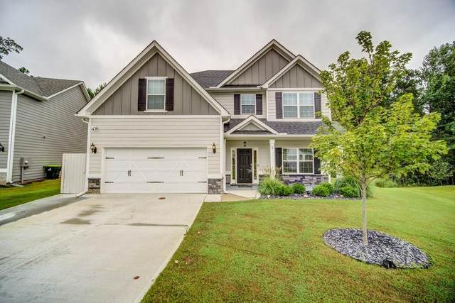 18 Boyd Point, Newnan, GA 30265 (MLS #6782974) :: North Atlanta Home Team