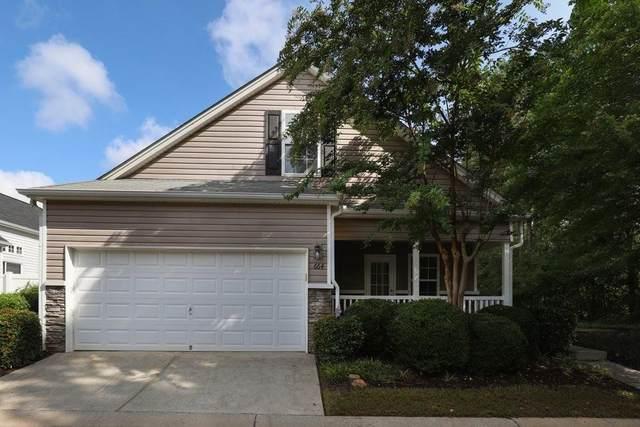 664 W Oaks Drive, Woodstock, GA 30188 (MLS #6783029) :: Path & Post Real Estate