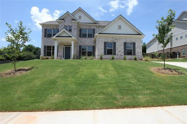 386 Carmichael Circle, Canon, GA 30115 (MLS #6783079) :: Path & Post Real Estate