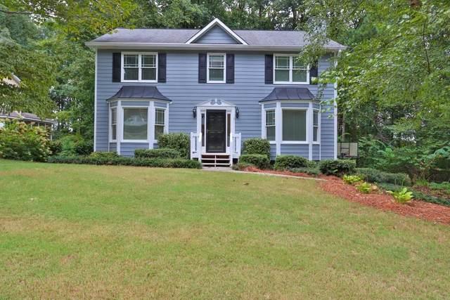 5085 Vixen Court NW, Acworth, GA 30101 (MLS #6783096) :: North Atlanta Home Team