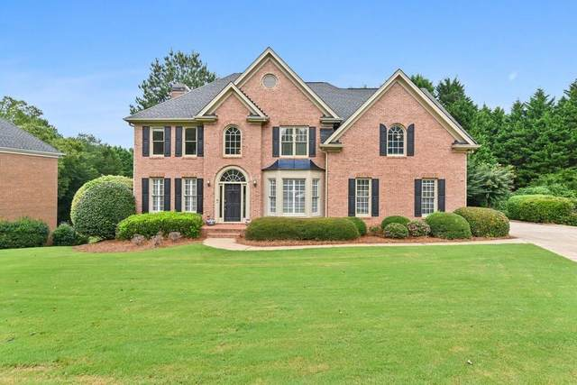 4015 Walnut Creek Trail, Alpharetta, GA 30005 (MLS #6783141) :: North Atlanta Home Team